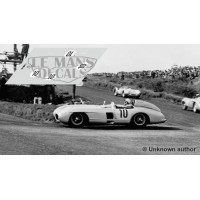 Mercedes 300 SLR - Tourist Trophhy 1955 nº10