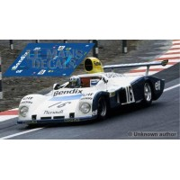 Renault Alpine A442  - Le Mans 1977 nº16