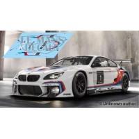 BMW M6 GT3 - Presentation 2015 nº1