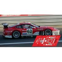 Ferrari 575 GTC - Le Mans 2004 nº62