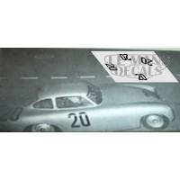 Mercedes 300SL - Le Mans  Test 1952 nº20