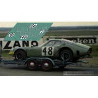 Marcos 1800 GT - Le Mans 1968 nº48