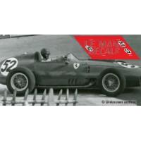 Ferrari 246 F1 - GP Monaco 1959 nº52