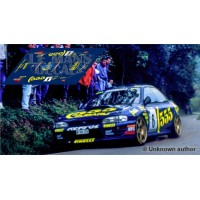 Subaru Impreza - Rallye Catalunya 1995 nº6