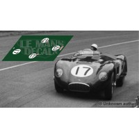 Jaguar C Type - Le Mans 1952 nº17