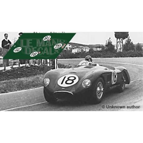 Jaguar C Type - Le Mans 1952 nº18