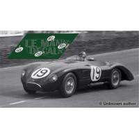 Jaguar C Type - Le Mans 1952 nº19