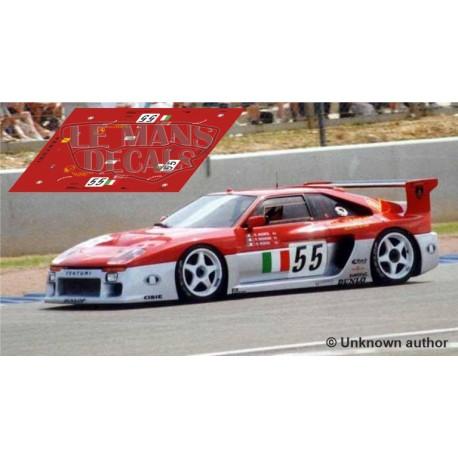 Venturi 500 LM - Le Mans 1993 nº55