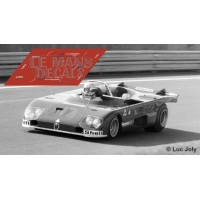 Alfa Romeo T33 TT3 - Le Mans Test 1972 nº17