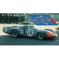 Alpine A220  - Le Mans 1968 nº28