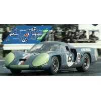 Alpine A220  - Le Mans 1968 nº29