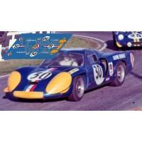 Alpine A220  - Le Mans 1968 nº30