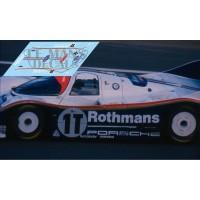 Porsche 962C - Le Mans Test 1986 nº1T