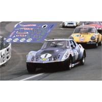Corvette C3 - Le Mans 1971 nº1