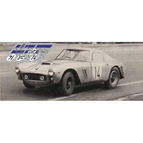 Ferrari 250 GT SWB - Le Mans 1961 nº14