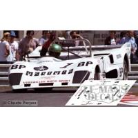 Lola T286  - Le Mans 1979 nº1