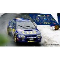 Subaru Impreza - Rallye Montecarlo 1995 nº4