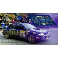 Subaru Impreza - Rallye Montecarlo 1995 nº5