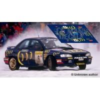 Subaru Impreza - Rallye Montecarlo 1995 nº6
