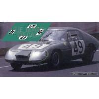 Austin Healey Sprite LM - Le Mans 1965 nº49