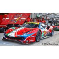 Ferrari 488 GTE - Le Mans 2020 nº51