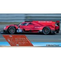 Oreca 01  - Le Mans 2010 nº6
