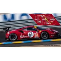 Ferrari 488 GTE - Le Mans 2020 nº63