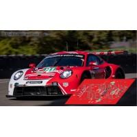 Porsche 992 RSR - Le Mans 2020 nº91