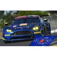 Aston Martin Vantage - Le Mans 2017 nº90