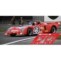 Chevron B36 - Le Mans 1979 nº29