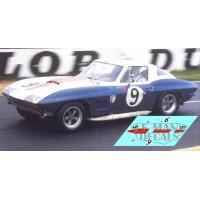 Corvette C2 - Le Mans 1967 nº9