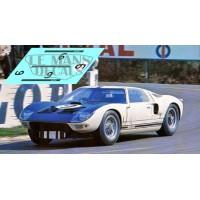 Ford GT40 - Le Mans 1964 Test nº9