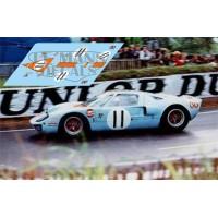 Ford GT40 - Le Mans 1968 nº11