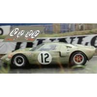 Ford GT40 - Le Mans 1968 nº12