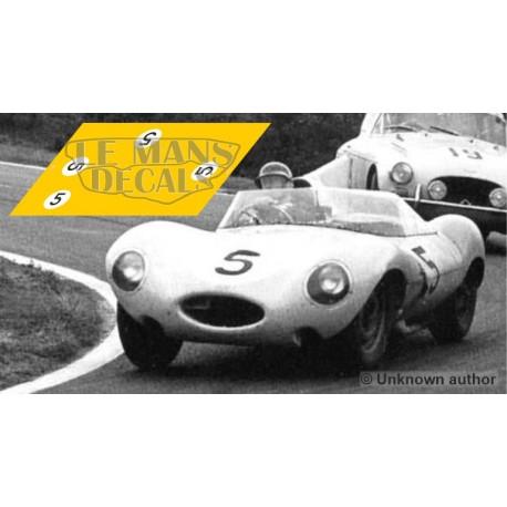 Jaguar D Type - Le Mans 1956 nº5