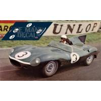 Jaguar D Type - Le Mans 1957 nº3