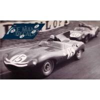 Jaguar D Type - Le Mans 1957 nº15