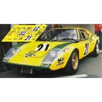 Ligier JS2 - Le Mans 1972 nº21