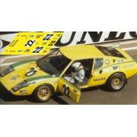 Ligier JS2 - Le Mans 1972 nº22