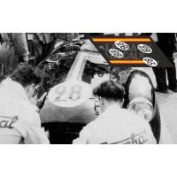 Maserati A6GCS - Le Mans 1954 nº28