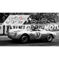 Porsche 550 RS - Le Mans 1955 nº37