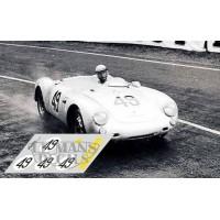 Porsche 550 RS - Le Mans 1955 nº49
