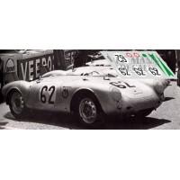 Porsche 550 RS - Le Mans 1955 nº62