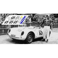 Porsche 550 RS - Le Mans 1955 nº65