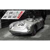 Porsche 550 RS - Le Mans 1955 nº66