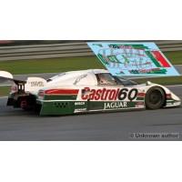 Jaguar XJR 12 - Daytona 1989 nº60