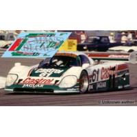 Jaguar XJR 12 - Daytona 1989 nº61