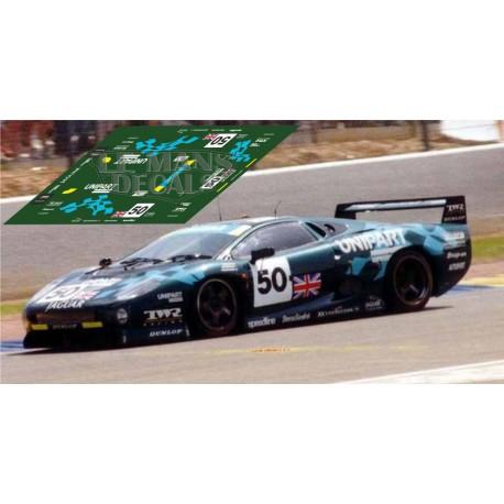 Jaguar XJ220C - Le Mans 1993 nº50