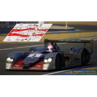 Audi R8 LMP - Le Mans 2002 nº3