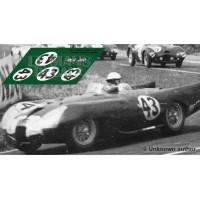 Connaught AL SR - Le Mans 1955 nº43